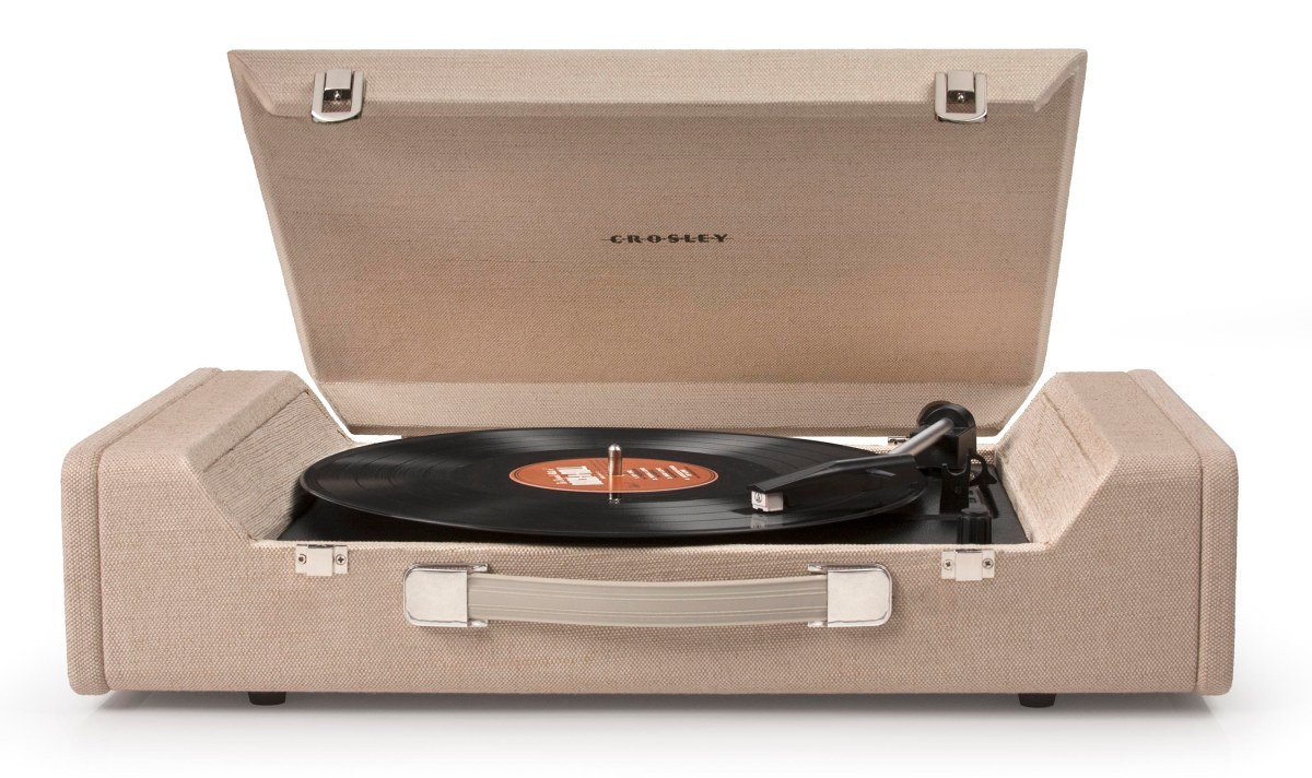 Crosley ® Nomad Portable USB Record Player
