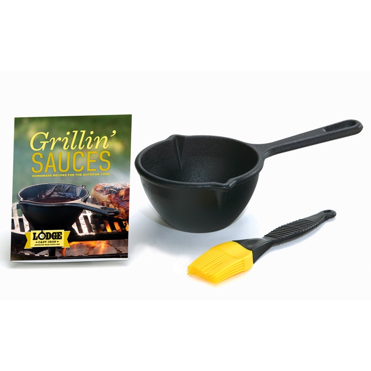 Lodge ® Grillin' Sauces Kit