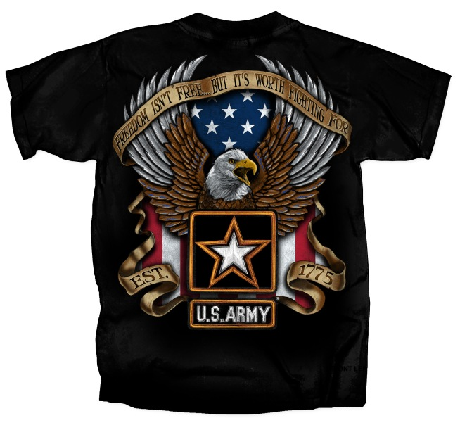 U.S. Army Freedom T-Shirt