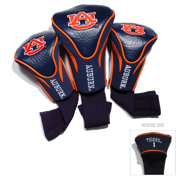 Contoured Headcovers Set - Auburn