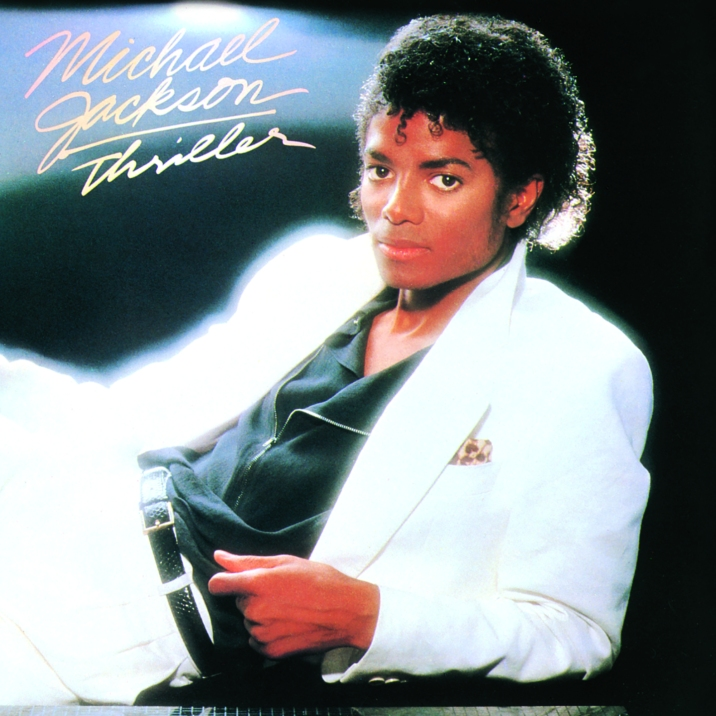 Michael Jackson - Thriller Vinyl