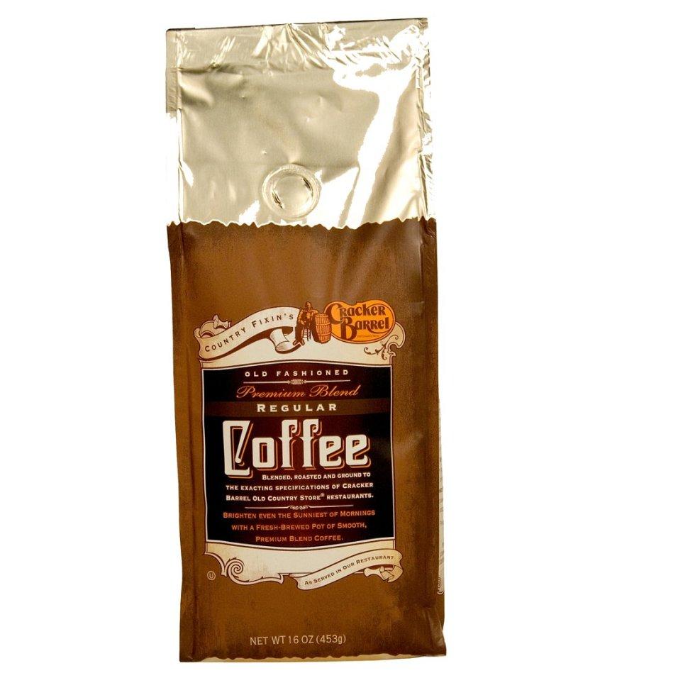 Cracker Barrel Coffee - Regular