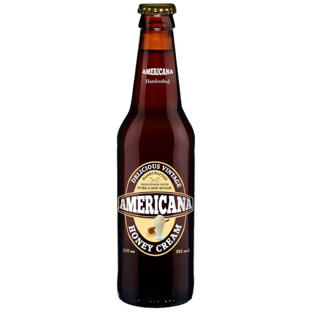 Americana Honey Cream Craft Soda