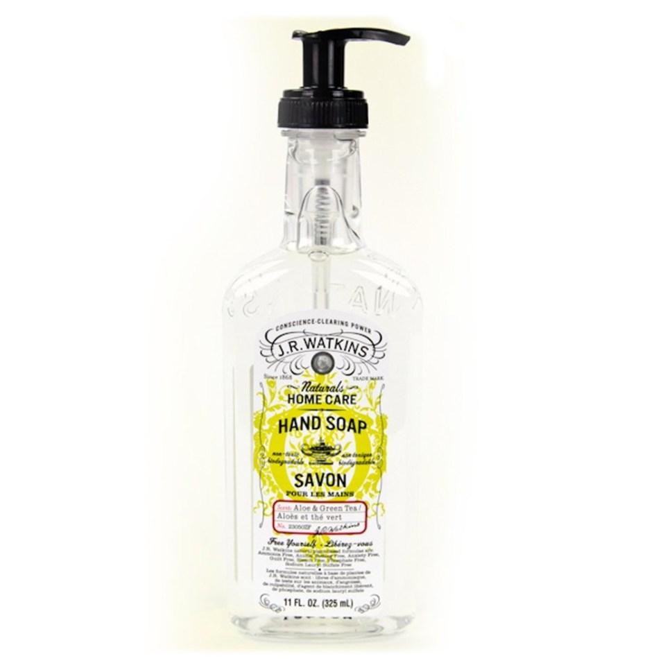 J.R. Watkins ™ Aloe-Green Tea Hand Soap