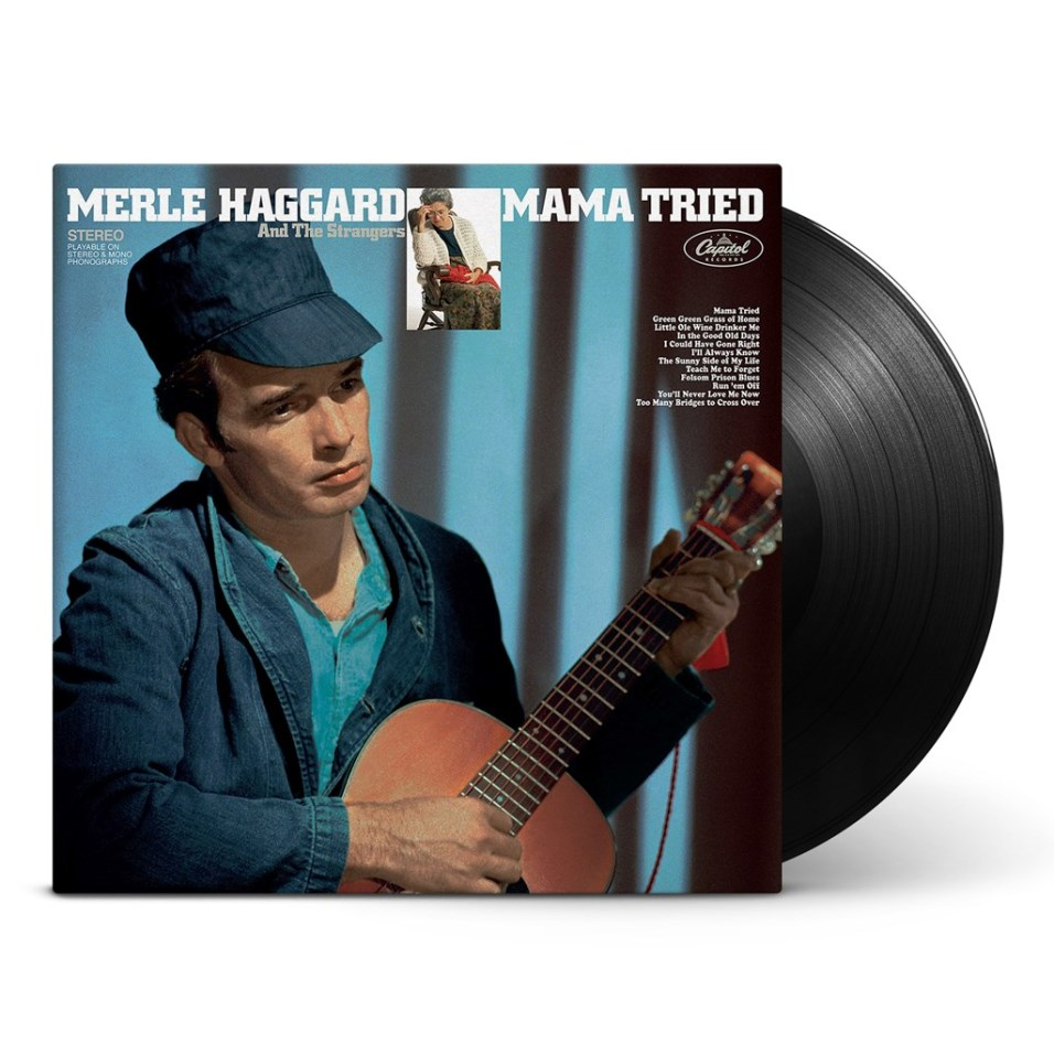 Merle Haggard And The Strangers - Mama Tried Vinyl