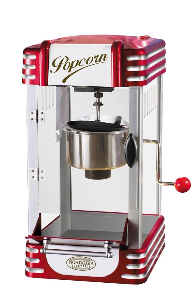 2.5oz. Retro Kettle Popcorn Maker