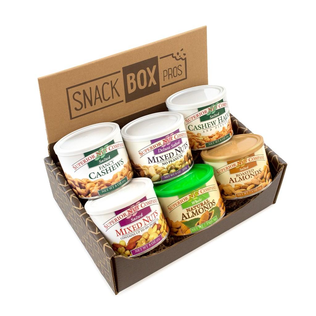 Premium Nut Box