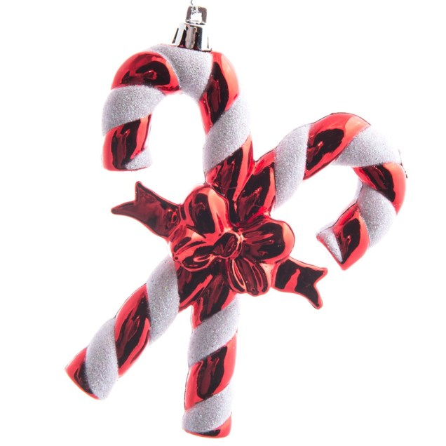 Candy Cane Pair Ornament