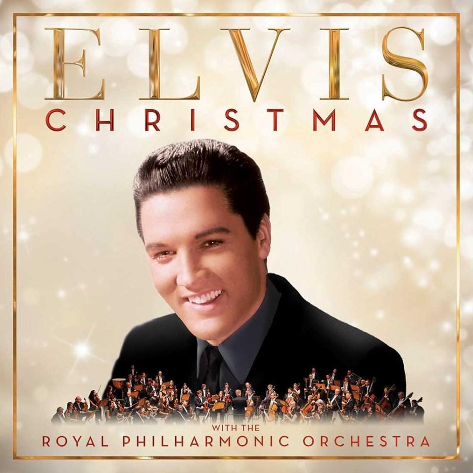 Elvis Christmas CD