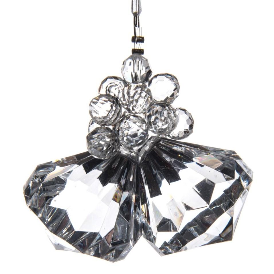 Acrylic Jewel Cluster Ornament