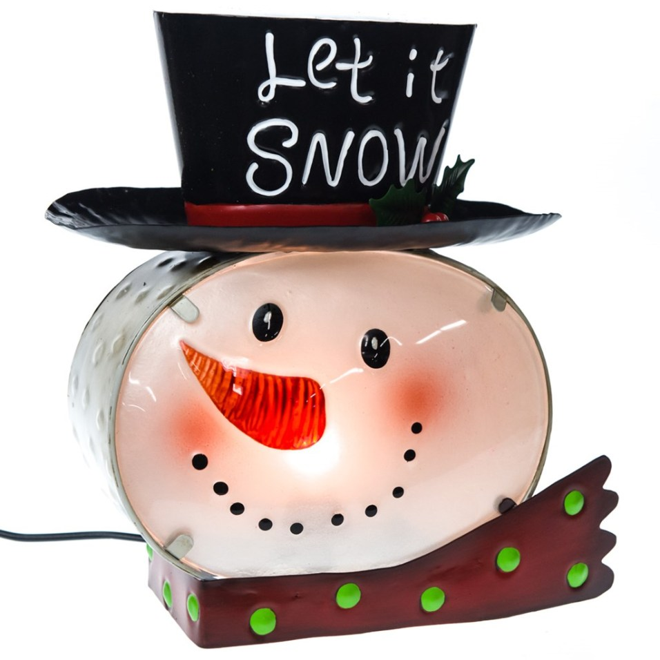 Snowman Accent Light
