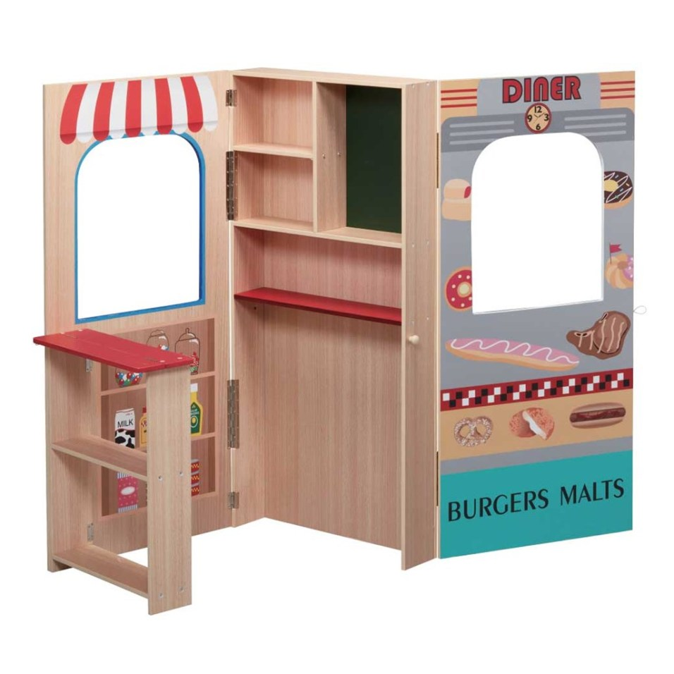 4-in-1 Playset