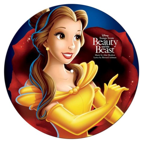 Songs from Disney's Beauty and the Beast Vinyl