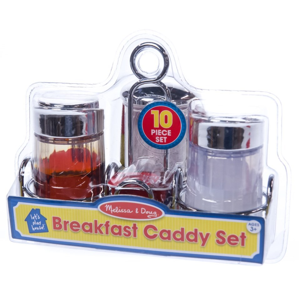 Breakfast Caddy Playset