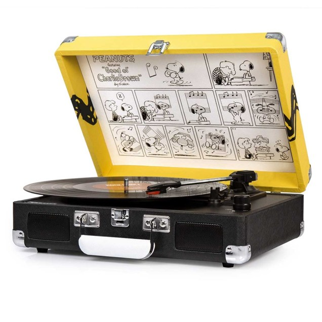 Crosley ® Cruiser Portable Record Player - Peanuts