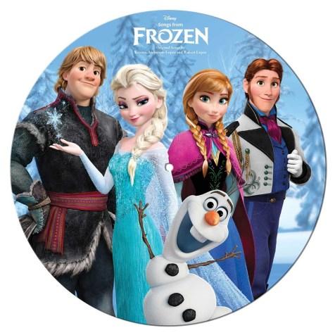 Songs from Disney's Frozen Vinyl