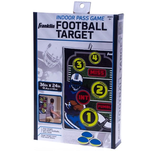 Indoor Football Target Game