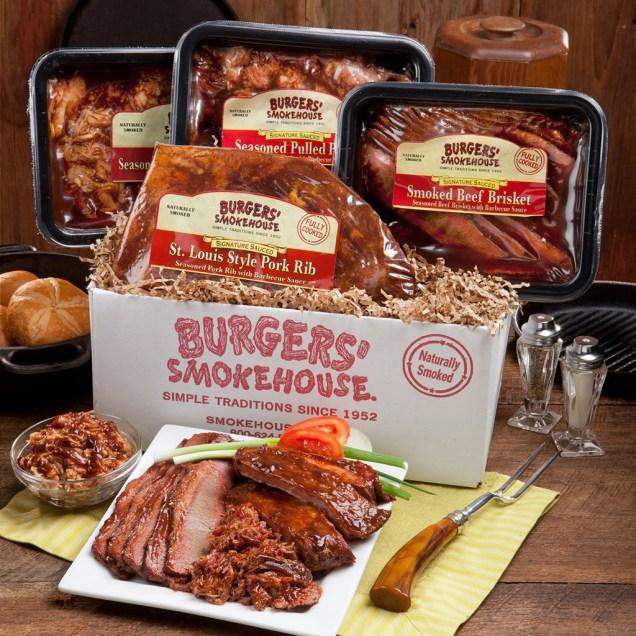 Kansas City BBQ Sampler