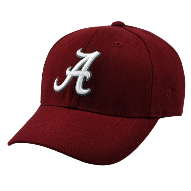 Premium Team Color MemoryFit Hat - Alabama