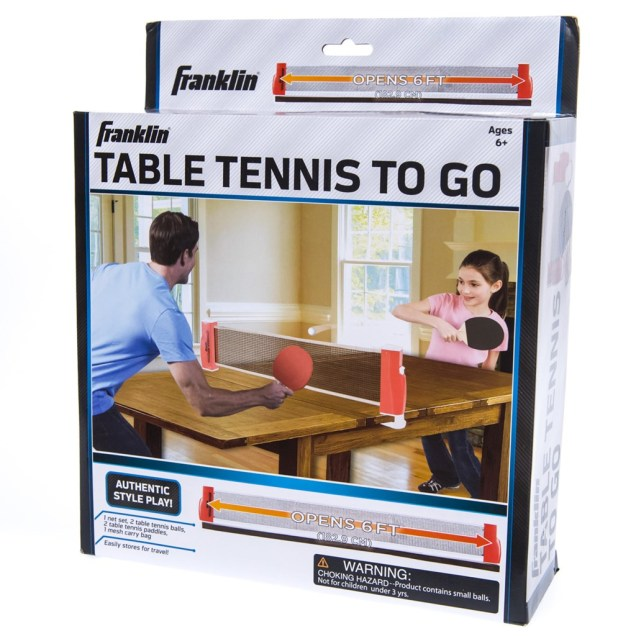 Table Tennis To Go Game