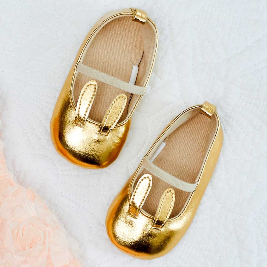 Gold Bunny Flat