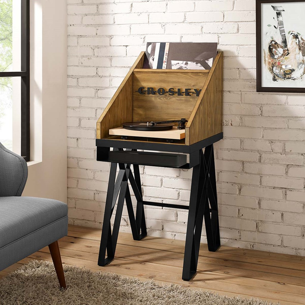 Brooklyn Record Player Stand