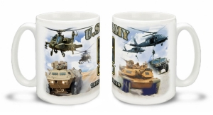 Army Mugs