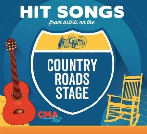 CMA Country Roads