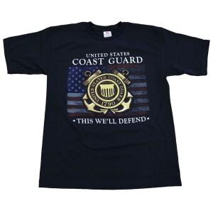 Coast Guard T-shirt