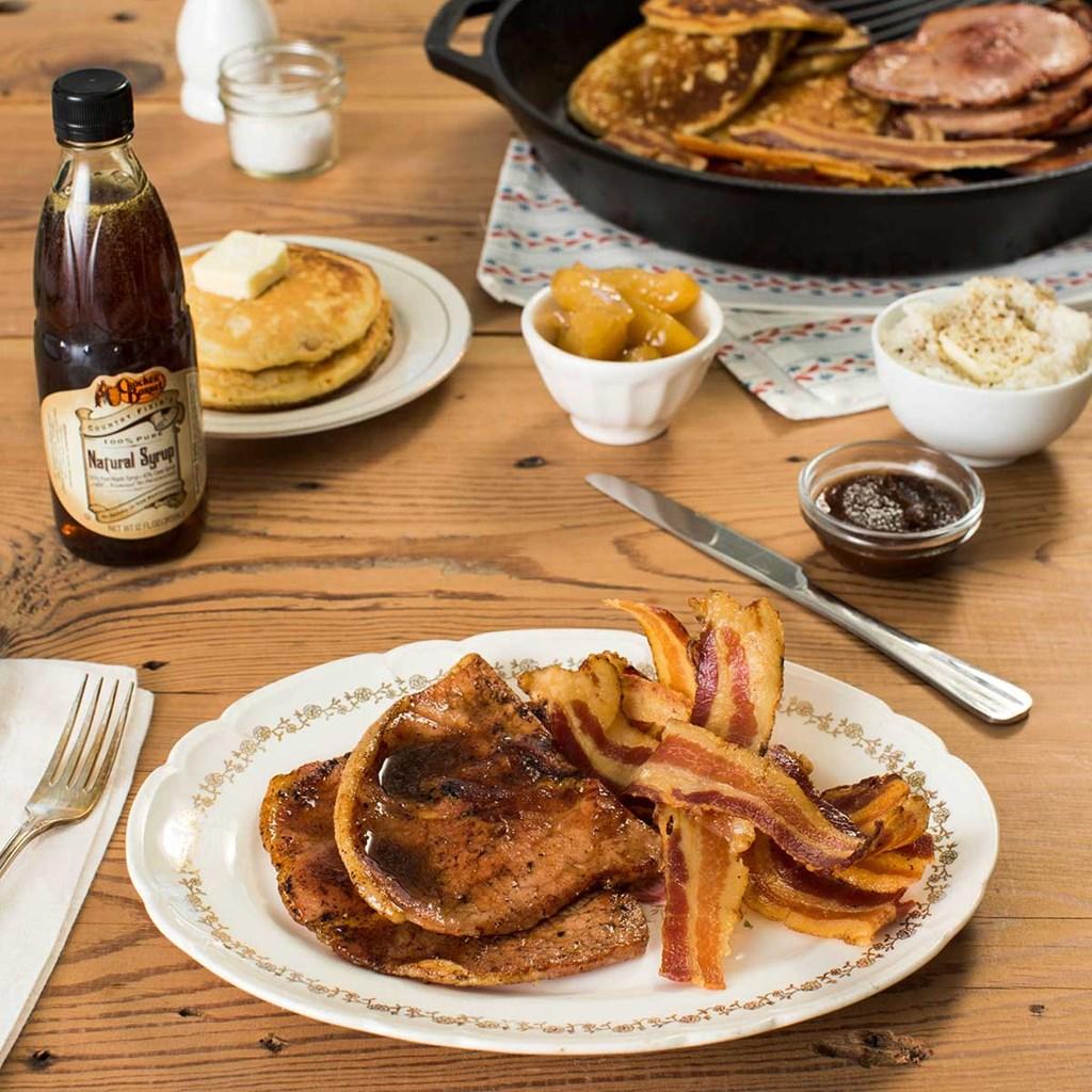 Country Breakfast Sampler