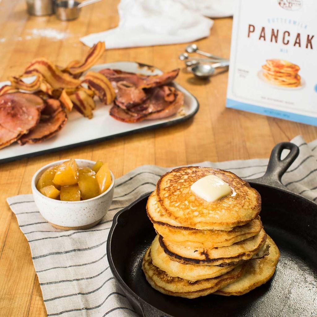 Smokehouse Pancake Breakfast