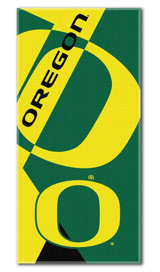 Oregon Beach Towel