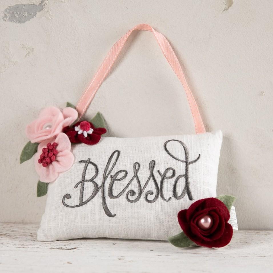 Blessed Door Hanger