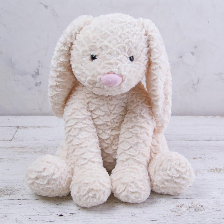 Large Cream Bunny