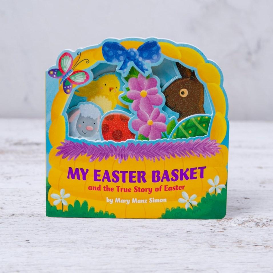 My Easter Basket Book