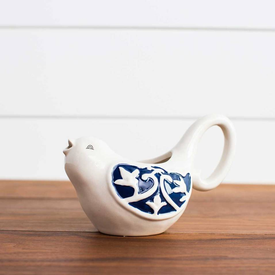 Bird Sugar Bowl